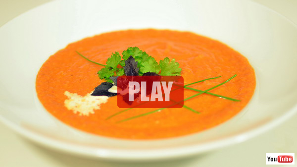 Tomaten Creme Suppe yt